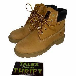 "Timberland 6"" Premium Waterproof Boots Boys"
